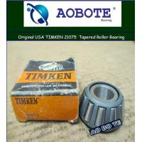 China Double Rows Timken Taper Roller Bearings Z2 , Thin Section Ball Bearing wholesale