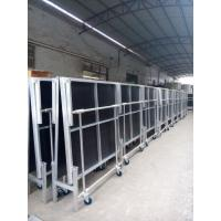 China New Movable Folding Stage Platform  for Music Performance  With Wheels wholesale