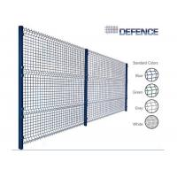 China High Security Welded Mesh Fence For Highway , Railway , Sporting , Garden on sale
