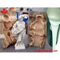 China silicone rubber for gypsum statues mold making wholesale