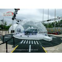 China Tear Resistantlarge Geodesic Dome Tent For Advertising / Exhibition wholesale