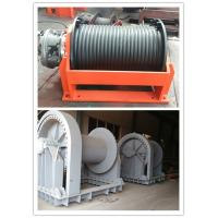 China Boat And Lifting Electric Lebus Grooved Drum For Lifting Machinery wholesale