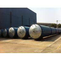 China Brick / Rubber / Food / Glass Industrial Autoclave For AAC Plant , Lightweight wholesale