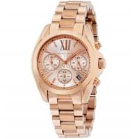 China Wholesale MICHAEL KORS WATCH MK5799 BRADSHAW MINI CHRONOGRAPH ROSE GOLD BRACELET wholesale