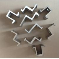 China PV Solar Panel Mounting Bracket Solar Roof Mounting Systems 6063-T5 / 6060-T5 wholesale