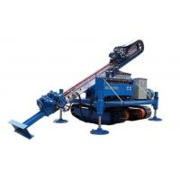 China MDL-135D Hydraulic Device Anchor Drilling Rig great rotary torque and long feeding stroke distance wholesale