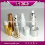 China Shengruisi packaging TL020-15ml 20ml 30ml 50ml aluminum lotion bottle wholesale