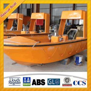 China 6 Prsons GRP Rescue Boat wholesale