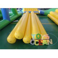 China Water Barrier Inflatable Buoy Floating Water Toys Custom For Lake/Pool/Sea wholesale