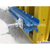 China Steel Formwork Tie Rod System With Dywidag Thread , Flanged Wing Nut and Water Stop wholesale
