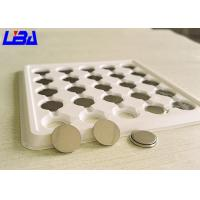 China Green Power Coin Cell Button Cell Battery , LiMnO2  Watch Battery Cr1620 wholesale