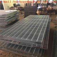 China hot dipped galvanized steel grating weight per square meter /30X3 Serrated Galvanized Steel Grating Weight wholesale