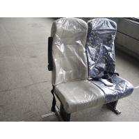 China Super Steel Frame Luxury Coach Seats With Armrest And Seat Belt wholesale