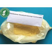 China Purity 99% Anabolic Steroids Powder Parabolan Trenbolone Hexahydrobenzylcarbonate wholesale
