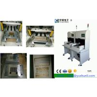 China Single Sided Fpc Auto Punching Machine For Pcb Board Changeable Die Toolings wholesale