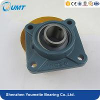 China UCF 201 Heavy duty Bridge pillow blocks bearings / Agricultural machinery bearing wholesale