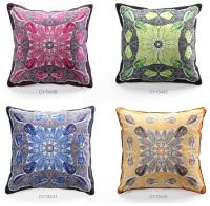 China Custom home sofa decorative cushion,beach shell conch cushion,own design print cushion wholesale