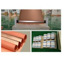 China Electrolytic Ultra Thin Copper Foil Low Profile 99.8% Purity None Pinholes wholesale