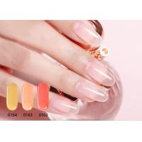 China Painless Nude Color Full Nature Clear ECO-Friendly DIY Organic Builder Gel China Made wholesale