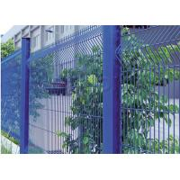 China Metal Welded Mesh Security Fencing Galvanized Wire For Railway / Road wholesale