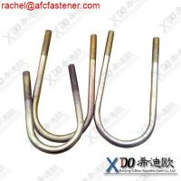 China stainless u bolts Inconel625 wholesale