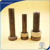 China High Pressure Steel Shear Stud Bolt , Drawn Arc Stud OEM / ODM Available wholesale