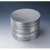 China Cookwares Aluminum Circle / Aluminum Disks Anti Corrosion 0.5 - 8.0mm Thick on sale