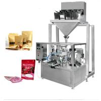 Buy cheap SUS304 sunflower seed premade pouch filling sealing machine from wholesalers