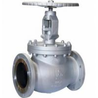 China 8 inch Class 150 Cast Steel Bolted Bonnet  Flanged Globe Valve API 6D Standard wholesale