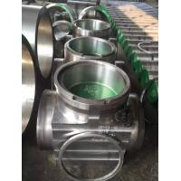 Quality Corrosion Resistant Forged Stainless Steel Flanged Ball Valves Closed Die Forging API EN for sale