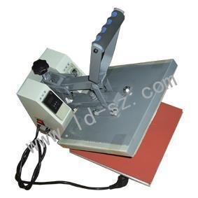 China high pressure flat bed material Heat Press Machine wholesale