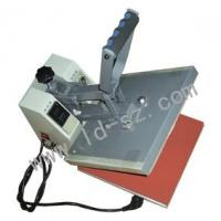 China high pressure flat bed material Heat Press Machine wholesale