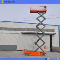 China 2018 Factory Direct Supply Mobile Hydraulic Scissor Lift Platform wholesale