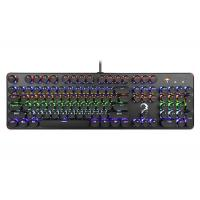 China KG910 Ergonomic Mechanical Gaming Keyboard Blue Switch OEM / ODM Available wholesale