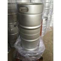 China 30L US standard keg slim shape for brewing , Made of SUS 304 food grade material wholesale