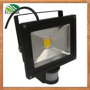 China China LED Lighting /10 W LED Flood Light with Sensor with Die Casting Aluminium wholesale