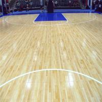 Indoor sports flooring basketball flooring prices of item Basketball court installation cost