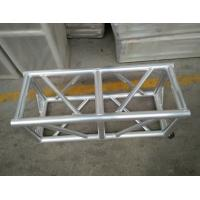 Quality 400mm Aluminum spigot Truss , exhibition Dj lighting truss with Air Bubble Film for sale