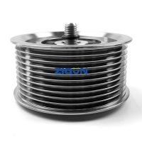 China VOLVO Truck Engine 8086970 Plastic Pulley Wheels With Bearings wholesale