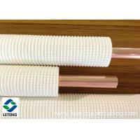 China Hvac Air Conditioner Insulated Rigid Copper Pipe with Anti UV Water Proof PE Coated wholesale