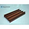 Buy cheap Alloy 6063 Powder Coating Aluminium Windows Profile 5.98 Meter Length from wholesalers
