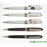 China exclusive metal ball pen, high quality mont style metal ballpoint pen wholesale