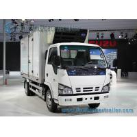 China ISUZU 4 X 2 3 Tons Food Refrigerated and Freezer Truck wholesale