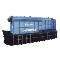 China Horizontal Alloy Steel Coal Fired Steam Boiler 15 Ton , High Thermal Efficiency wholesale