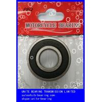 precision motor bearing with high speed and low noise bearing 6202 2RS
