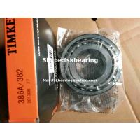 China Single Row 47487 / 47420 Taperd Roller Bearings Chrome Steel Radial Load wholesale