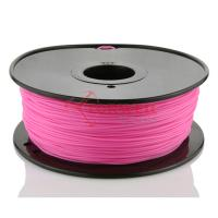 China Torwell Pink PLA filament for 3D Printer 1.75mm 1KG/spool wholesale
