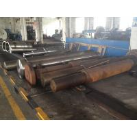 Quality Alloy Steel CargoVessel Marine Rudder Propeller Shaft Forging With ABS DNV BV for sale