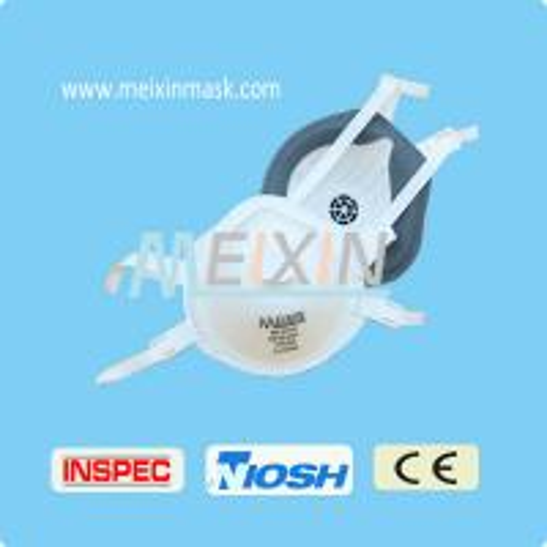 Quality FFP1/FFP2/FFP3 Activated Carbon Dust Mask for sale