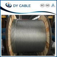 China Bare AAC 1/0AWG Poppy Aluminum strand wire wholesale